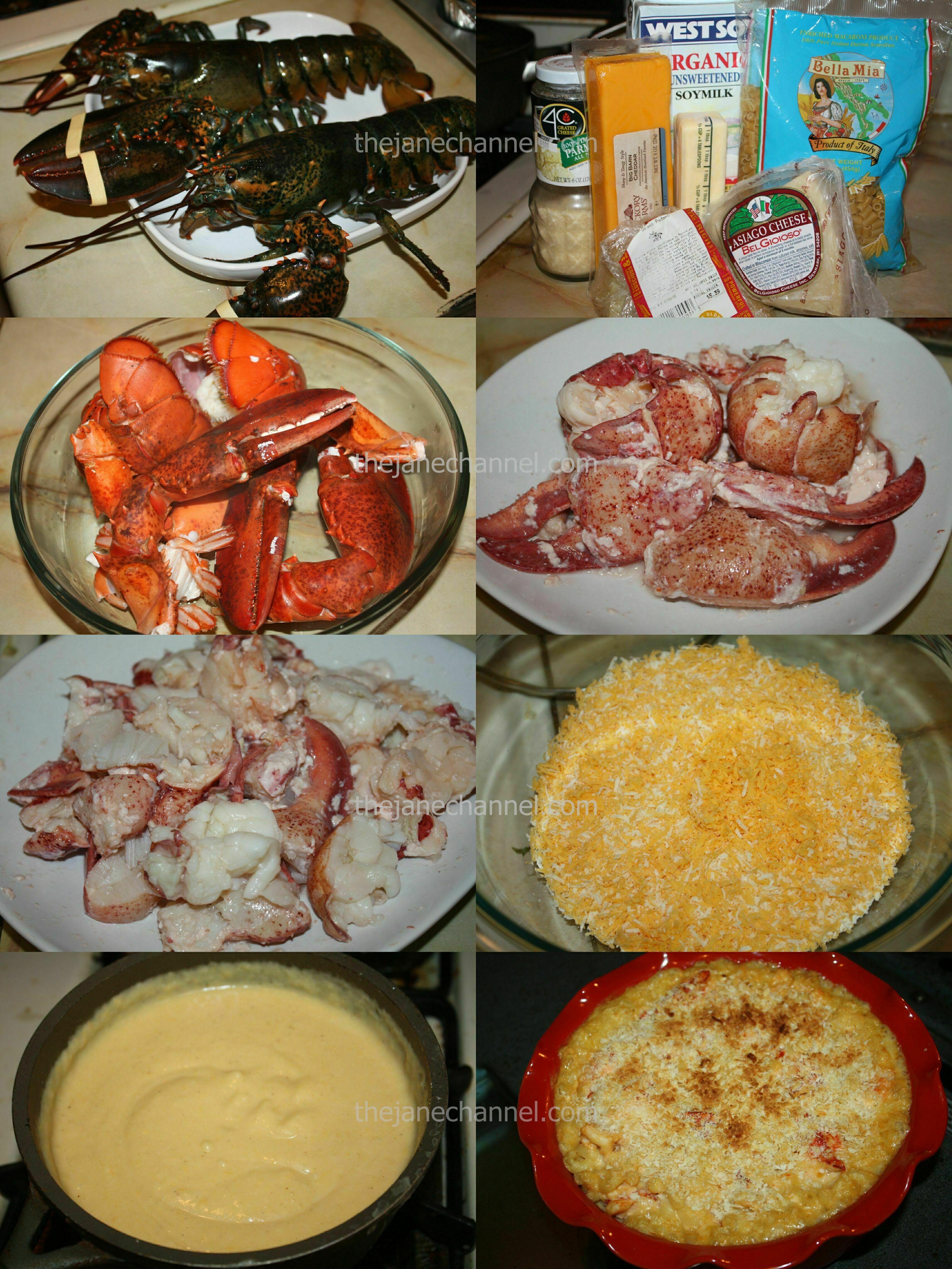 lobster mac n cheese 1