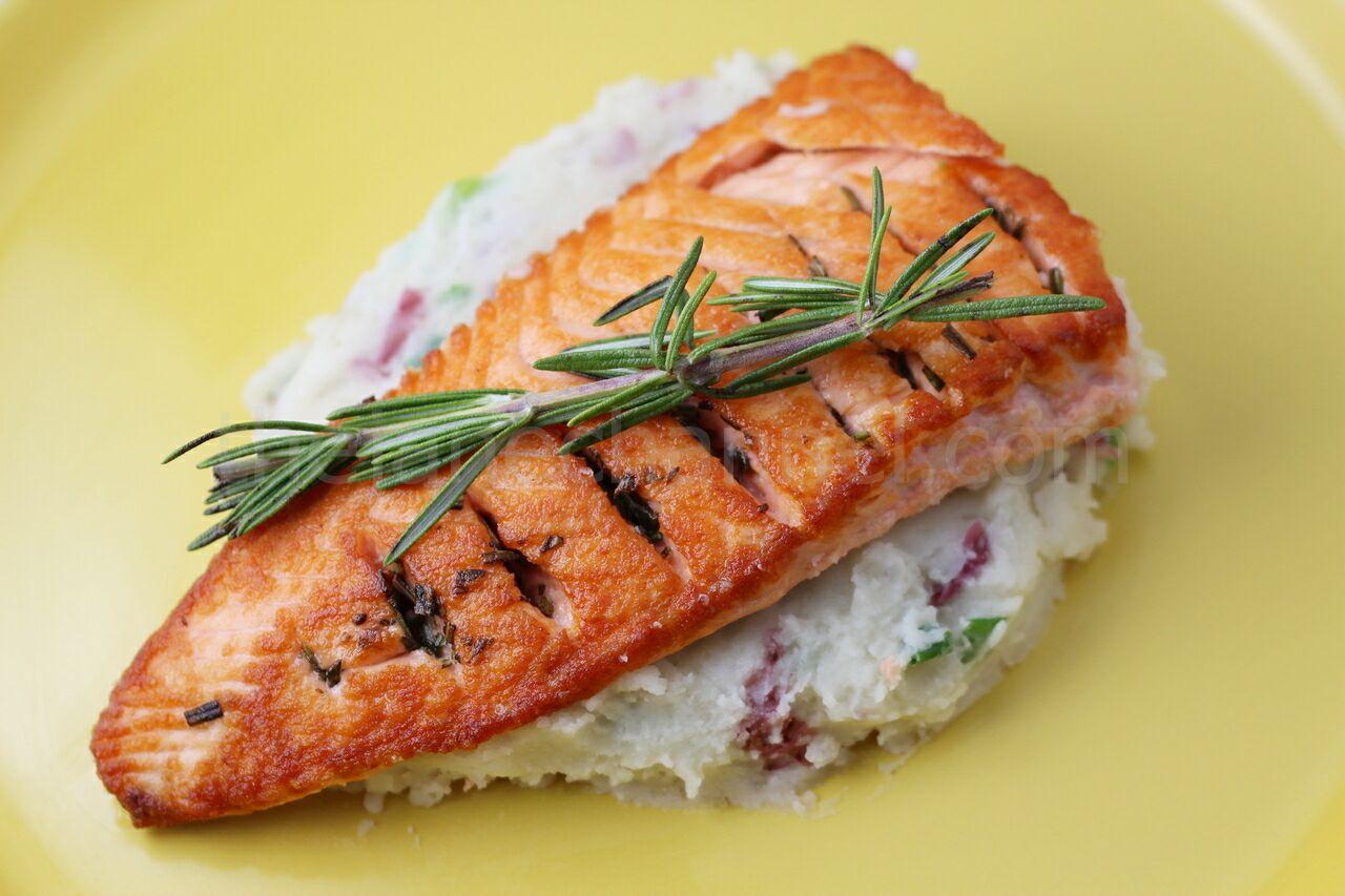 Salmon Fish Cakes Recipe Gordon Ramsay