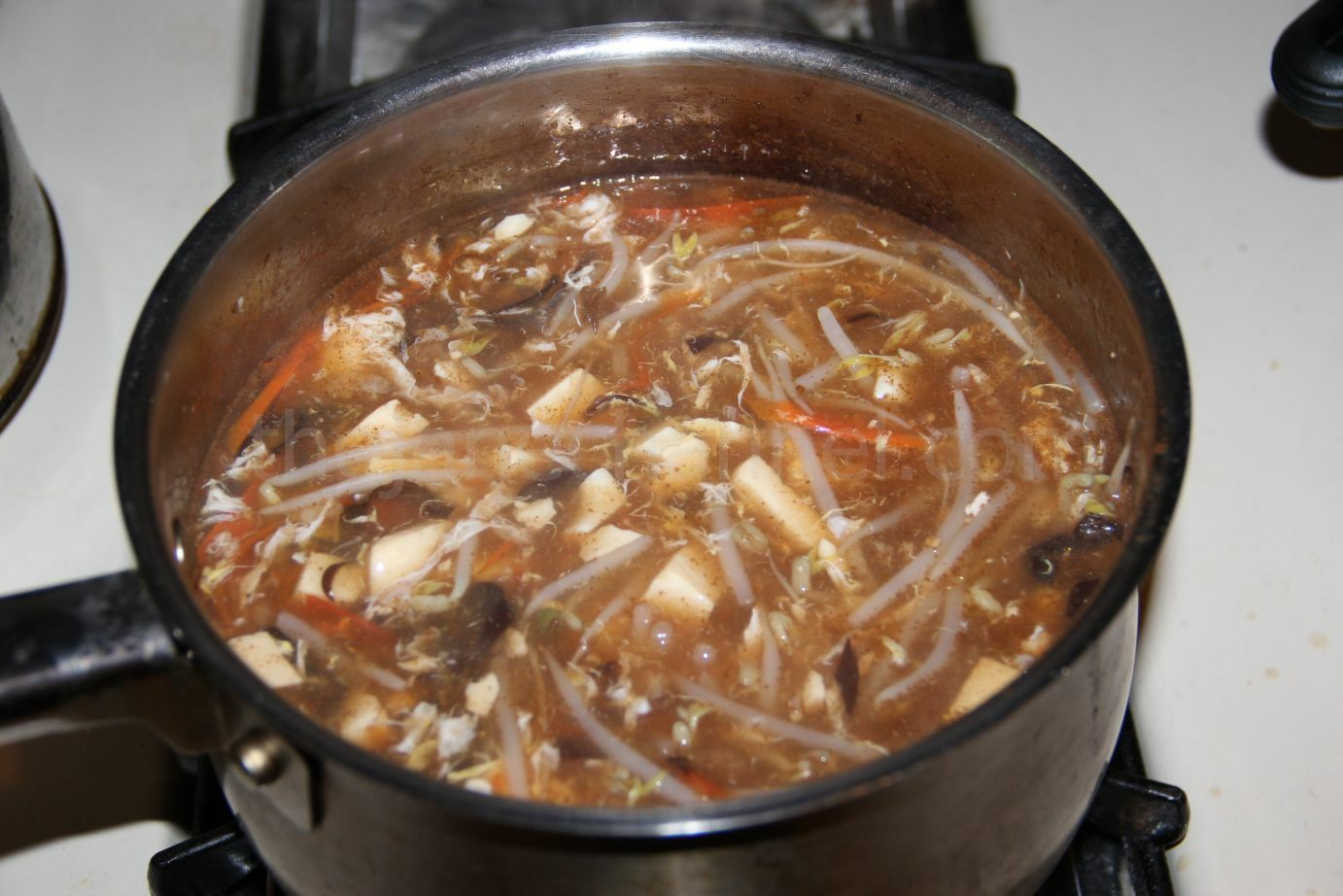 how to cook fish maw soup recipe